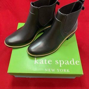 Kate Spade Chelsea Rain Boots - Women's Size 9